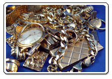 buy & sell scrap gold