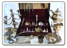 buy & sell silverware